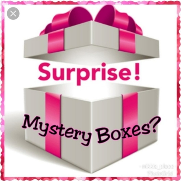 MOVING ~ RESELLERS MYSTERY BOX BOXES ALL SIZES INC